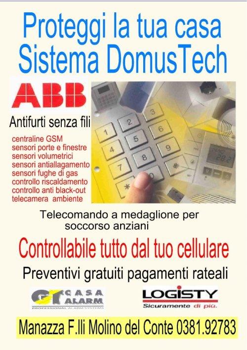 Antifurto casa wireless preventivo e installazione a - Antifurti per casa ...